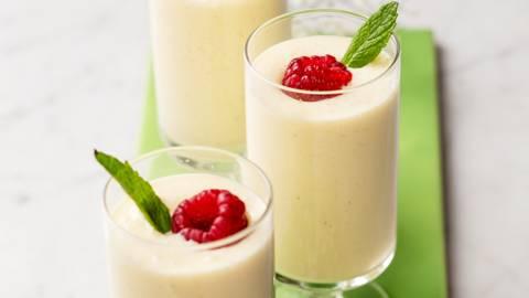 Hedelmäinen jogurttipirtelö