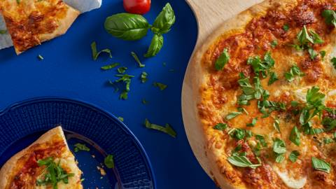 Pizzataikina ja pizzakastike