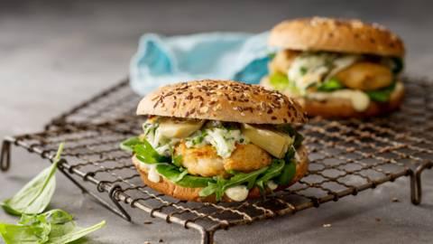 Vihreä kalaburger