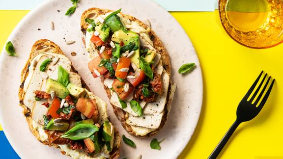 Vegaanin aamiaisleivät
