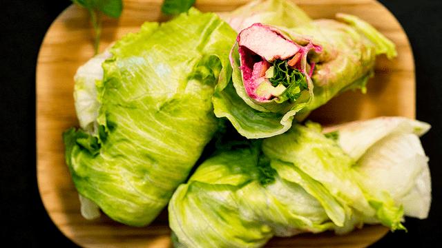 Salaattiwrapit