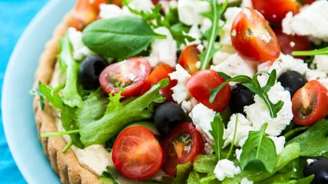 Välimeren salaattipiiras