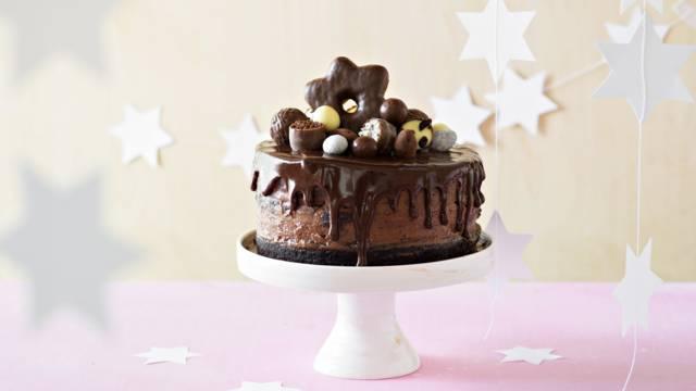 Paras jouluinen suklaakakku