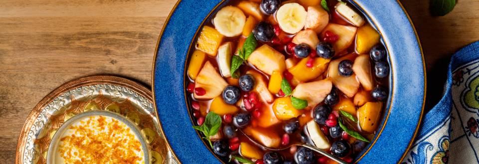 Brunssin paras hedelmäsalaatti