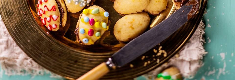 Nutella-lusikkaleivät