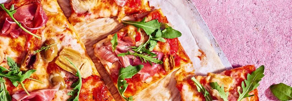 Tuunaajan pikapizza