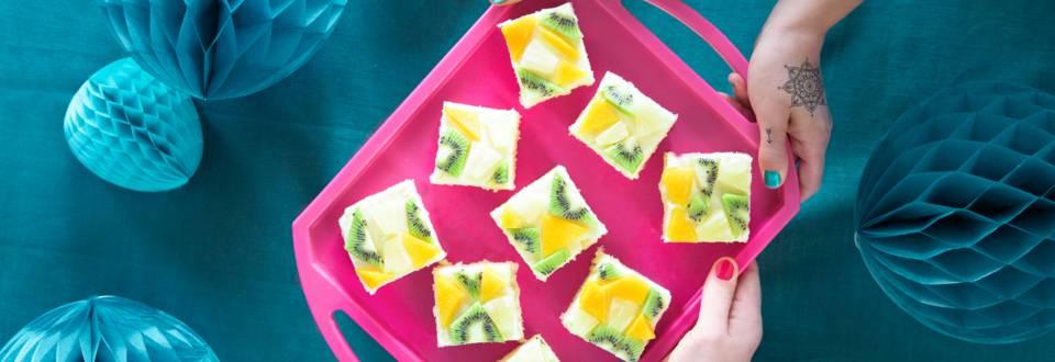 Vegaaniset ja gluteenittomat hedelmäleivokset