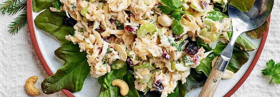 Pikapikkelöity lanttusalaatti