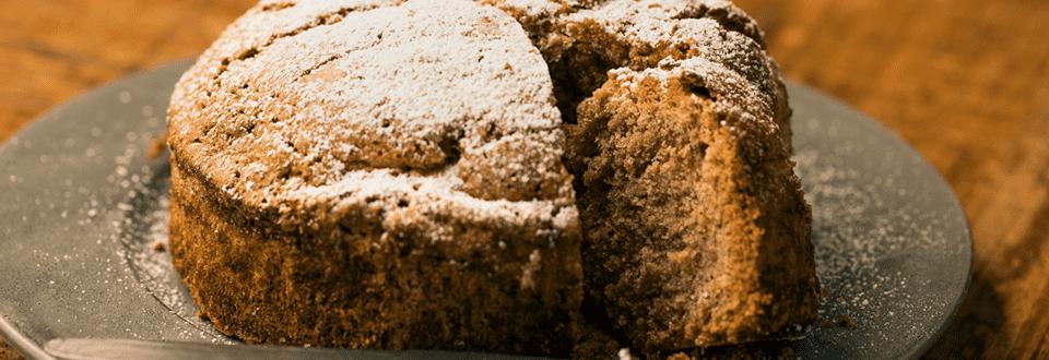 Gluteeniton kuivakakku