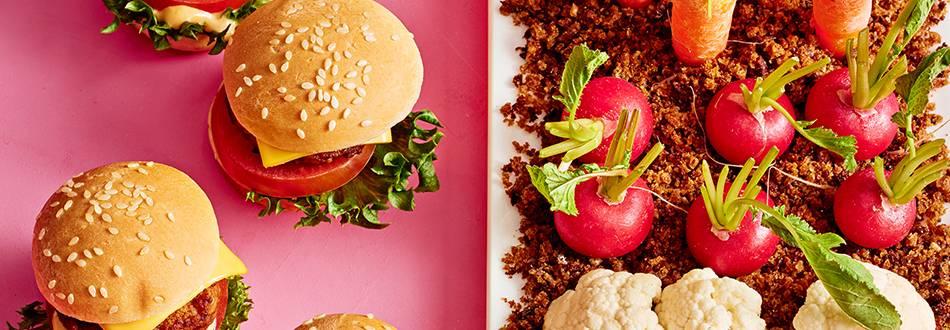 Lilliputtiburgerit ja Kasvimaan kakarat