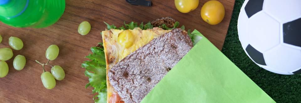 Tonnikalamunakas-ruisleipä