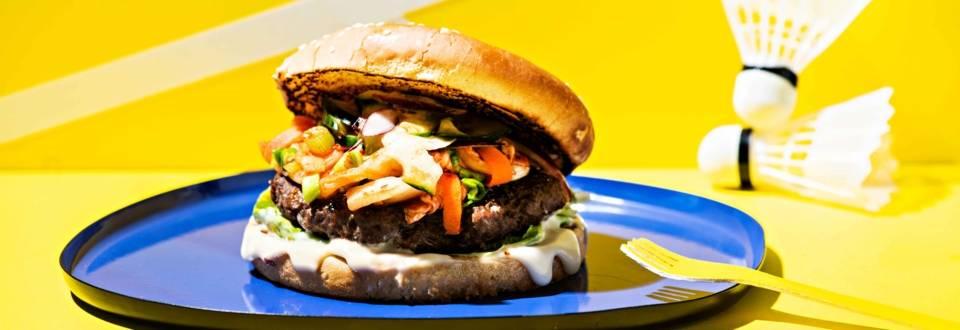 Korealainen burgeri